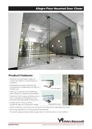 glass door website allegro self closing patch fitting vetro raccordi glass