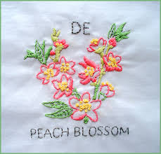 delaware state flower turkey feathers delaware peach blossom