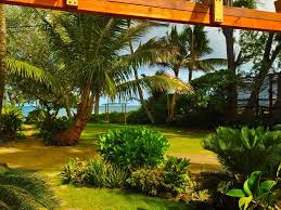 oceanview studio coco bungalow laie oahu hawaii rentbyowner