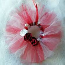 it s my made gifts tutu ornaments omg so for