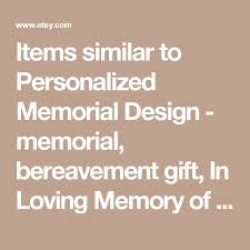 in loving memory items the 25 best bereavement gift ideas on funeral gifts
