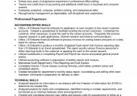 accounts payable resume templates fred resumes