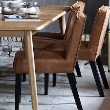 Esszimmerstuhl Retro Leder Esszimmerstühle Von Basilicana Und Andere Stühle Für Esszimmer