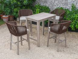 Patio Table Chairs by Your Yard Will Look Cool With Our Modern Patio Furniture And