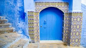 Morocco Blue City by Wallpaper Pack Blue City Morocco Rare Album On Imgur