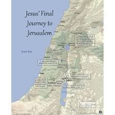 Judea Map New Testament Maps 13 Pro Series Bible Maps U2013 Headwaters