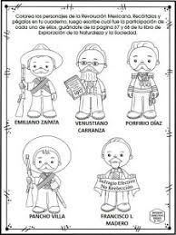 imagenes de la revolucion mexicana en preescolar excelente y maravilloso material para trabajar el tema de la