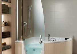 tub shower combo sizes conflicted big walk in shower or soaking