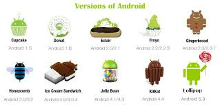 list of android versions versions of android android software updates