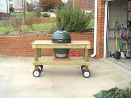 kamado joe grill table plans need help finding table plans big green egg egghead forum the