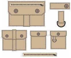 paper bag safari vest