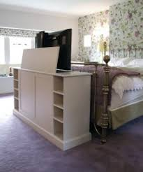Pop Up Tv Cabinets Bed With A Tv That Pop Up Home Design