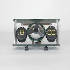 mini plane unique clocks singapore