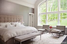 Barcelona Bedroom Furniture Barcelona Chairs And Upholstered Midcentury Benches Add Verve To A