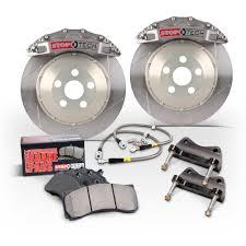 nissan 370z turbo kit stoptech trophy front big brake kit for nissan 350z 370z and