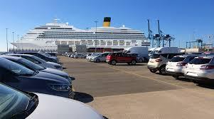 parcheggio auto porto civitavecchia parcheggio cruise parking civitavecchia