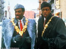 fifty shades of grey movie zamunda coming to america sequel has original writers on board daily mail