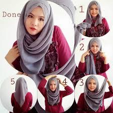tutorial hijab segi empat paris simple 181 best hijab images on pinterest hijab styles abaya fashion and