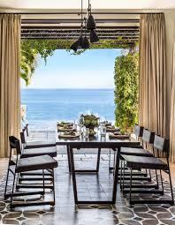 a beachfront mediterranean style villa in cabo san lucas mediterranean style villa jute interior design 02 1 kindesign