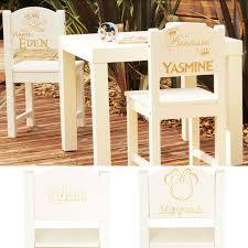 chaise personnalis e chaise original et personnalisée pour enfant