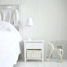 childrens white bedside table u2013 onne co