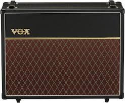 2x12 Guitar Cabinet Vox V212c 50 Watt 2x12