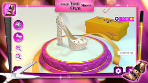 Just Like Home Design Your Own Cake design your own shoes game 3d android apps on google play