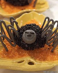 chocolate halloween cakes halloween cakes and dessert recipes martha stewart