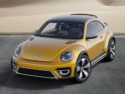 volkswagen beetle front view new volkswagen beetle dune concept pictures and details autotribute