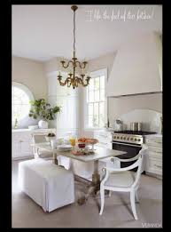 Kitchen With Dining Table New Old Stone House Renovation Update