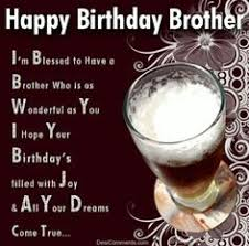 brothers birthday cards free happy birthday brother free