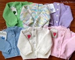 baby sweater etsy