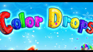 color drops children u0027s animated draw u0026 paint game hd youtube