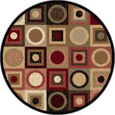 Green Round Rug by 3 Round Area Rugs Roselawnlutheran