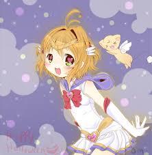 sailor sakura by fantasyofmana deviantart com on deviantart