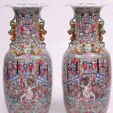 Porcelain Vases Uk Bearnes Hampton U0026 Littlewood Continental Porcelain Auctions