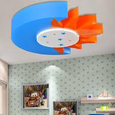 Buy Cartoon Childrens Room Lamp Led Ceiling Lights Kids Boys And - Kids room lamp