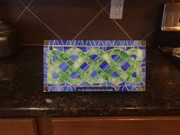 free usa shipping celtic knot mosaic celtic knot stained