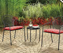 Big Lots Patio Chairs Wilson Fisher Mesh Patio Set Big Lots
