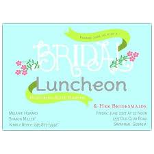 bridesmaid luncheon invitations bridesmaids luncheon invitations front ezpass club