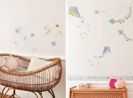 frise adhésive chambre bébé les stickers pour enfants de poisson bulle rooms decoration