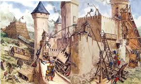 siege a siege warfare middle ages weapons and warfare
