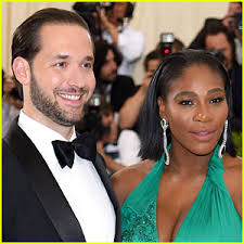 film serena adalah alexis ohanian photos news and videos just jared