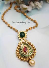 antique necklace pendant images Vintage gold necklace pendant images jpg