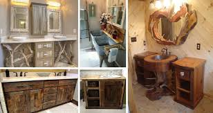 rustic bathroom decor ideas 25 decorating on a budget diy rustic bathroom decor ideas to try