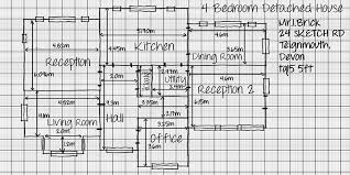 make a floor plan drawing house plans on graph paper modern hd