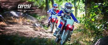 crf125f u003e for novice riders who wanna compete