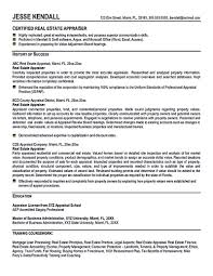 Resume Template For Real Estate Agents Commercial Real Estate Resume Free Resume Example And Writing
