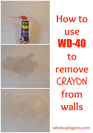 how to clean wall stains 7 methods that actually work to remove crayon from walls