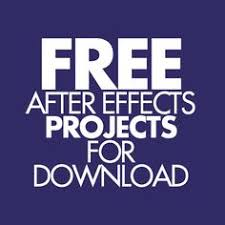 free after effects templates after effect pinterest elegant